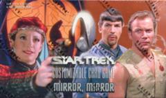 Star Trek CCG Mirror, Mirror Booster Box
