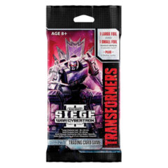 Transformers TCG: War for Cybertron Siege II Booster Pack