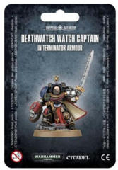 Adeptus Astartes Deathwatch Watch Captain
