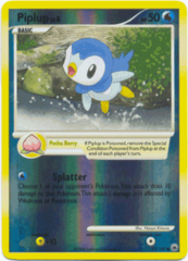 Piplup - 72/100 - Common - Reverse Holo