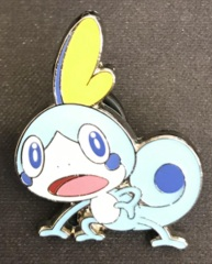 Sobble Pin - Galar Collection Box