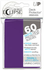 Ultra Pro Small Size PRO-Matte Eclipse Sleeves - Royal Purple - 60ct