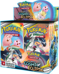 Pokemon Sun & Moon SM12 Cosmic Eclipse Booster Box