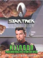 Star Trek CCG Klingon Starter Deck
