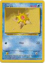 Staryu 95/130 Common