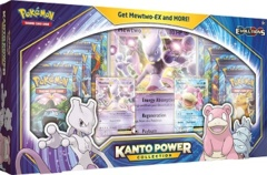 Pokemon Kanto Power Collection Box - Mewtwo-EX