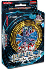Yu-Gi-Oh Generation Force: Special Edition Pack
