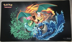 Pokemon TAG TEAM Generations Playmat