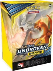 Pokemon Sun & Moon SM10 Unbroken Bonds Prerelease Build & Battle Kit