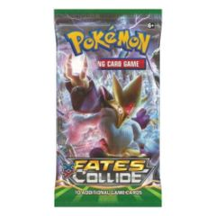 Pokemon XY10 Fates Collide Booster Pack
