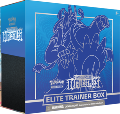 Pokemon SWSH5 Battle Styles Elite Trainer Box - Rapid Strike (BLUE)