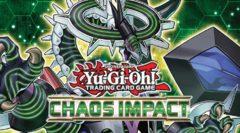Yu-Gi-Oh Chaos Impact 1st Edition Booster Box