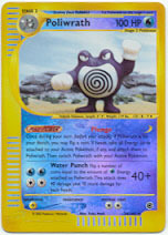 Poliwrath - 24/165 - Reverse Holo