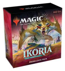 MTG Ikoria Lair of Behemoths Prerelease Pack Kit