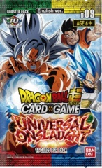 Dragon Ball Super Card Game DBS-B09