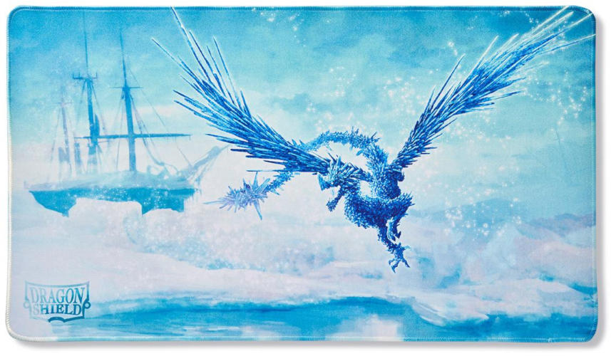 Dragon Shield Limited Edition Playmat - Celeste/Clear Blue
