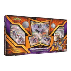 Pokemon Mega Aerodactyl EX Premium Collection Box Set