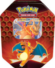 Pokemon Hidden Fates Tin: Charizard GX
