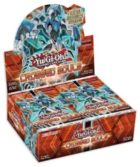 Yu-Gi-Oh Crossed Souls 1st Edition Booster Box