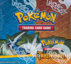 Pokemon HS Triumphant Booster Box