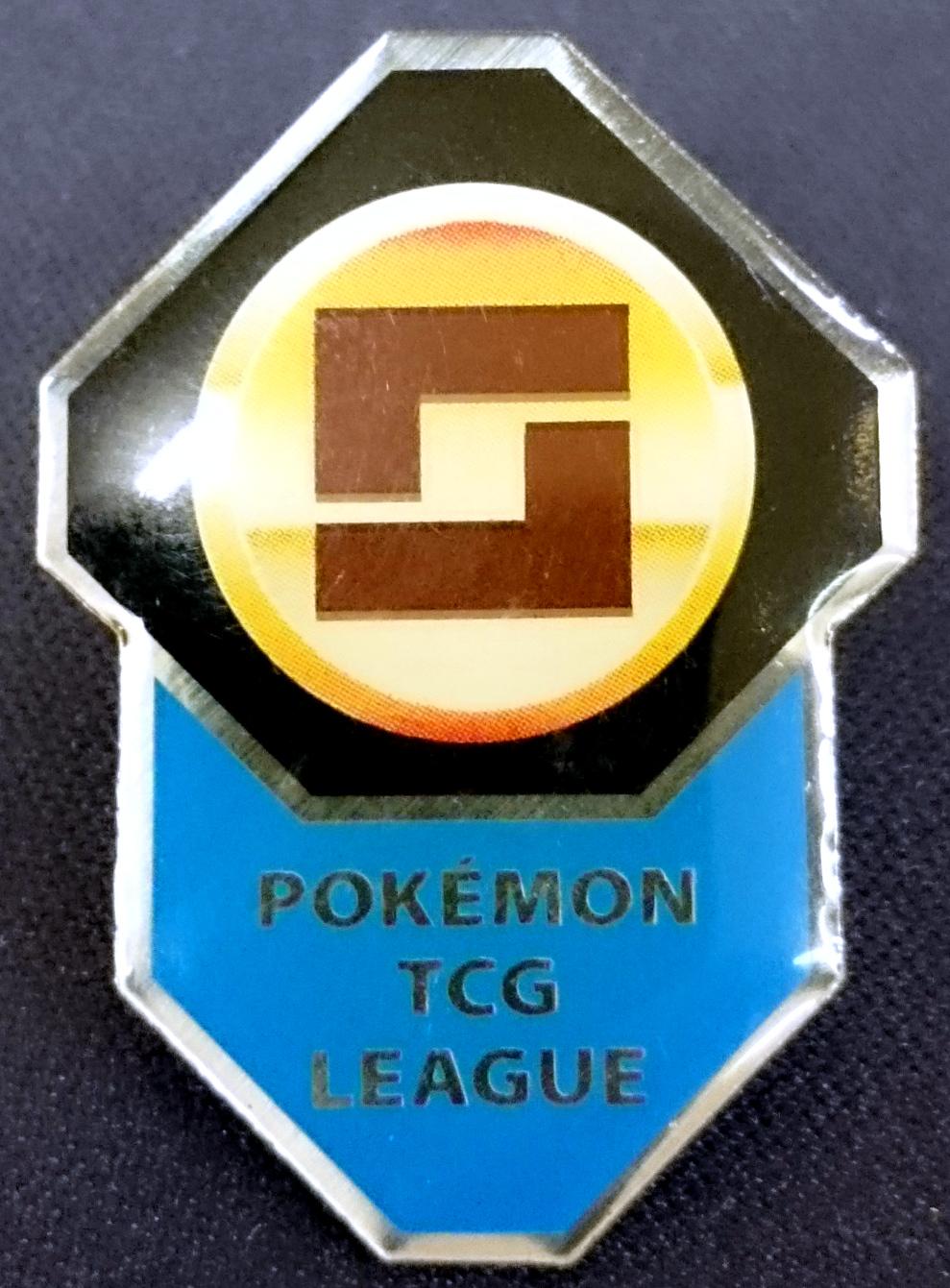 TCG Battle Frontier League Guts Badge - Battle Arena