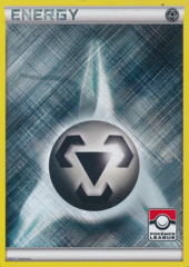 Metal Energy Unnumbered Crosshatch Holo Promo - 2011 Pokemon League