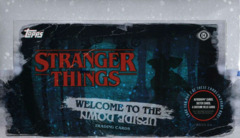 Topps 2019 Stranger Things: Welcome to the Upside Down Hobby Box