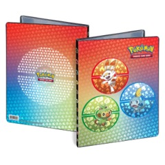 Ultra Pro Pokemon Sword & Shield Galar Starters 9-Pocket Portfolio