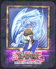 Yu-Gi-Oh 2003 Blue Eyes White Dragon Collectors Tin with 5 Packs and BPT 009 Card