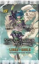 Jasco UFS Soul Calibur VI: Libra of Souls Booster Pack