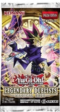 Yu-Gi-Oh Legendary Duelists: 1st edition Magical Hero Booster Pack