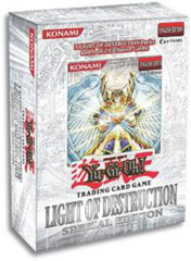 Yu-Gi-Oh Light of Destruction Special Edition Pack