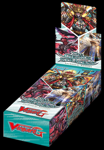 Cardfight!! Vanguard VGE-G-TCB02 The Genius Strategy Booster Box