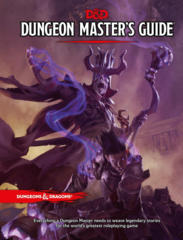 Dungeons & Dragons 5th Edition Dungeon Master's Guide