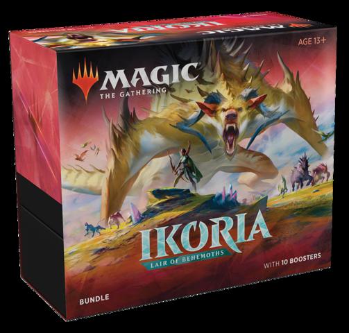 MTG Ikoria: Lair of Behemoths Bundle Pack