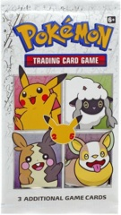 2021 Pokemon 25th Anniversary General Mills Cereal Booster Pack