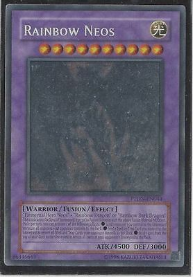 Rainbow Neos - PTDN-EN044 - Ghost Rare - Unlimited Edition