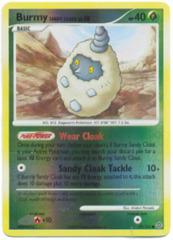 Burmy Sandy Cloak - 79/132 - Common - Reverse Holo