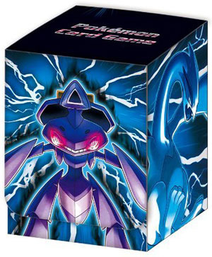 Japanese Pokemon Black & White Genesect Deck Box