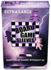 Arcane Tinmen Board Game Sleeves - Extra Large 65mm x 100mm Sleeves - 50ct