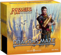 MTG Dragon's Maze Fat Pack