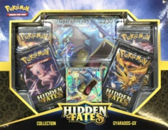 Pokemon Hidden Fates Collection - Gyarados-GX