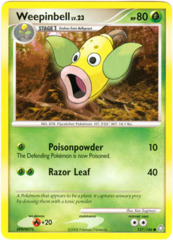 Weepinbell - 127/146 - Common
