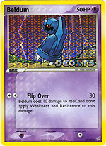 Beldum - 55/107 - Common - Reverse Holo