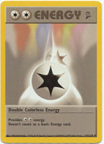 Double Colorless Energy 124/130 Uncommon
