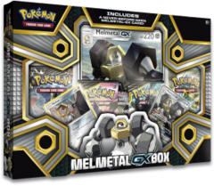 Pokemon Melmetal GX Collection Box
