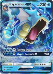 Gyarados-GX SM212 Wave Holo Promo - Hidden Fates Collection