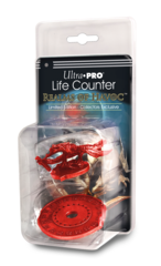Ultra Pro Life Counter - Dayoote Dragon Limited Red Color