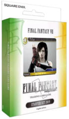 Final Fantasy TCG Wind and Earth VII 2019 Starter Deck Set