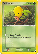 Bellsprout - 49/92 - Common